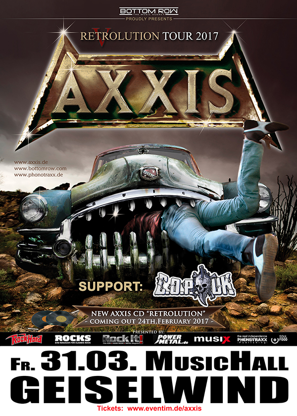 Axxis Gw 2017