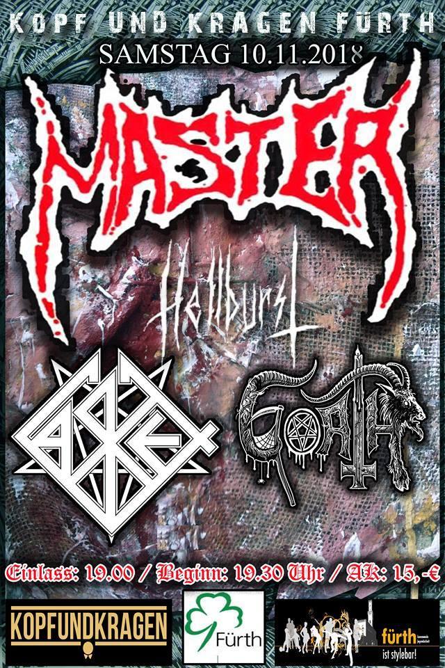 Master 10.11.2018